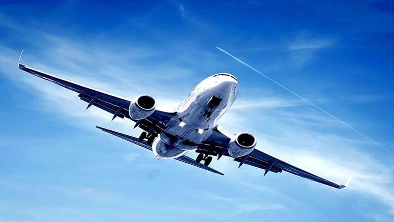کاربرد روغن صنعتی در هواپیما