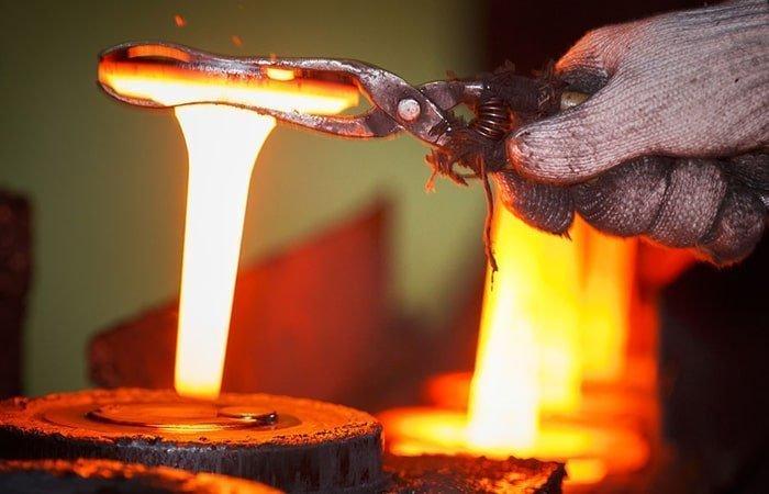 کاربردهای روغن فورج گرم