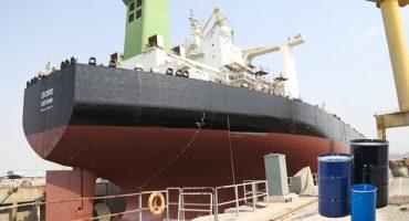 کاربرد روغن صنعتی در کشتی سازی